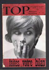 TOP REALITES JEUNESSE N°191 1962 laurent terzieff antonella lualdi max schell