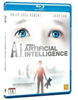 A.I. Artificial Intelligence Blu ray