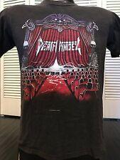 Vtg 90 Death Angel Act III Tour Shirt Sz M Morbid Rock Dark Metal Thrash Slayer