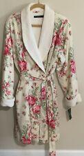 Lauren by Ralph Lauren Women's Brushed Twill Short Wrap Robe XL  NWT  $98