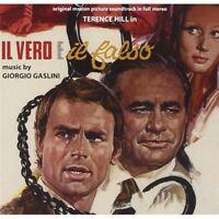 Giorgio Gaslini - Il Vero E Il Falso - Digitmovies - CD