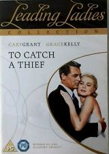 To Catch A Thief - DVD Film Movie Cary Grant - Grace Kelly Alfred Hitchcock
