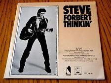 """STEVE FORBERT - THINKIN'  7"""" VINYL EP GATEFOLD PS"""