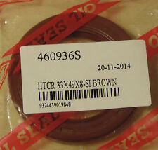 Front Crankshaft Oil Seal for Subaru Impreza WRX Liberty Forester Outback EJ20T