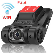 "Car Dash Cam DVR Recorder 2.45"" LCD FHD 170° Wide Angle Dashboard SONY Sensor IM"