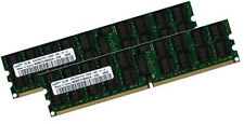 2x 4gb 8gb ECC RAM Speicher IBM xSeries X3655 667 MHz Registered