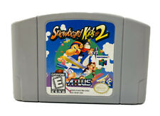 Snowboard Kids 2 (Nintendo 64 (N64), 1999) Authentic & Tested Fast Free Shipping