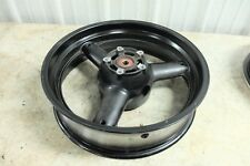 06 Suzuki GSX 600 GSX600 F Katana rear back wheel rim straight