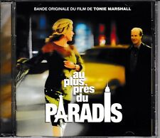 CD - AU PLUS PRES DU PARADIS - B.O du film