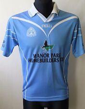 Newtown Blues GFC Drogheda Ireland Shirt Jersey O'NEILLS  sz 13-14 Yrs (134)