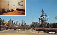 Willits California~Ridgewood Park Motel on Route 101~Postcard 1950s