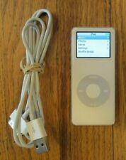 Apple iPod Nano 1st Gen. (A1137) White (2 GB) Tested - Free Shipping