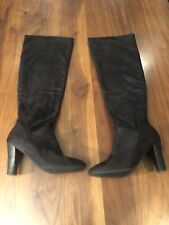 IMPO STRETCH ODOM II STRETCH BOOTS OVER THE KNEE BOOT BLACK 8.5M 8 1/2 8.5