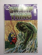 Swamp Thing #1 (Oct-Nov 1972, DC)