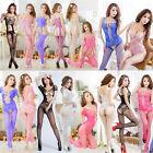 Women Fashion Vogue Sexy Lingerie Body Stocking Tights Fishnet Siamese Underwear