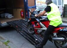 The Black Widow Motorcycle Ramp Kit XL 2750mm Long