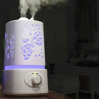 New Style 1.5L Ultrasonic Home Aroma Humidifier Air Diffuser Purifier Atomizer