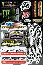 Pro Circuit Deluxe Sticker Kit DC14DLX 4320-1735