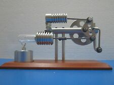 Stirling Engine Ross Yoke Hot Air Education Toy Steam School Science Projects