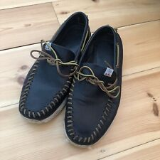 Visvim Deck Shoes. Size UK 10, US 11. Used.