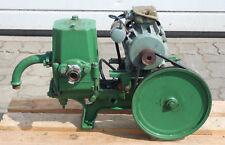 Loewe Wasserknecht Wasserpumpe WL1000 Kolbenpumpe VEB Motor