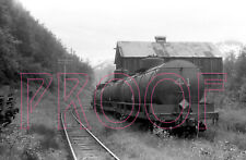 White Pass & Yukon Railroad (WP&YR) Tanker Line Up at Skagway in 1958 - 8x10
