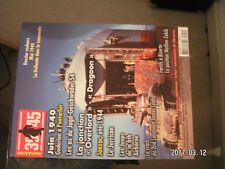 **k 39-45 Magazine n°225 Guderian à Pontarlier / La jonction Overlord et Dragoon
