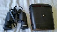 Tasco Fully coated Ultra -Violet Binoculars Model 312 + case