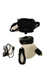 Sony Handycam HDR-PJ440 Projector Video Camera Camcorder BLACK +case