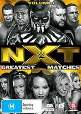 WWE - NXT Greatest Matches Volume 1 - Brand new sealed 3dvd set!