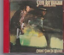 Stevie Ray Vaughan-Couldnt Stand The Weather cd album