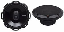 "Rockford Fosgate P1675 6-3/4"" P1 3-way 120w Punch Speakers"