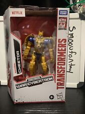 * SEALED * Transformers Netflix War For Cybertron Trilogy Cheetor
