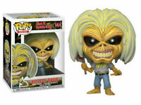 "/""Iron Maiden Eddie Vinyl Figur 143/"" Funko POP Music Rocks Iron Maiden"