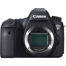 Canon EOS 6D Gehäuse DSLR Kamera (Kit-Box) 20.2MP Full-HD GPS WLAN - Neu