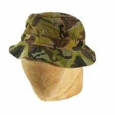 South Vietnamese Theatre Made Arvn Camouflage Bucket Boonie Hat
