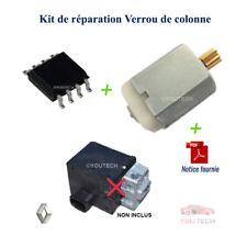 Verrou de colonne direction Renault Scenic 2 II Kit de réparation