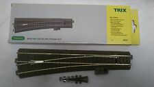 * Trix 62711 HO Large Manual Left Hand C Track Point Scale HO / 00 Brand New