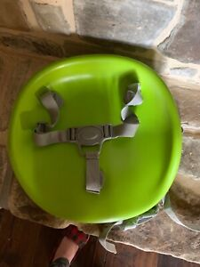 Lime Green Bumbo Seat for Toddler