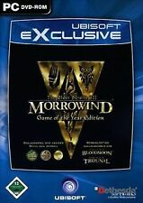 Morrowind - Game of the Year Edition [UbiSoft eXclusive]...   Game   Zustand gut