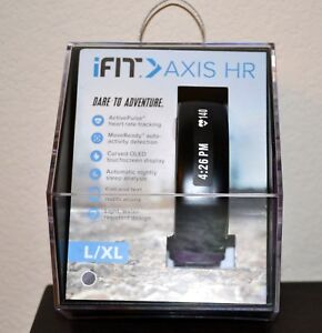 New iFit Axis HR- Plum -Model# IFAXJL215 - L/XL