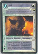 Star Wars CCG Reflections I (1) FOIL Yoda M/NM