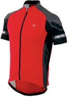 Pearl Izumi Elite Cycling Jersey - Red/Black - Small