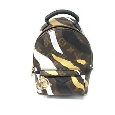 SOLD OUT!  LOUIS VUITTON X LOL BACKPACK PALM SPRINGS MINI BAG LTD ED BNIB M45143