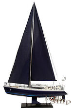 Storm 2 Modern Yacht Boat Model NEW