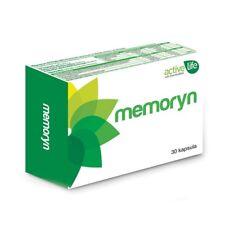 MEMORYN active improve memory, against stress 30 caps
