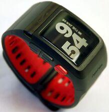 Nike+ Plus GPS Sport Watch Foot Pod Sensor Anthracite/Red TomTom fitness runner