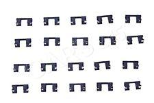 Genuine Retaining Clip Lhd 20pcs AUDI VW SEAT SKODA A1 A3 Cabriolet N90653901