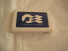 Princess Cruises...Single Deck Playing Cards...Blue ..