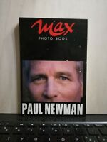 PAUL NEWMAN - PHOTO BOOK - MAX 30 CARTOLINE cm 16 x cm 12 - 1990